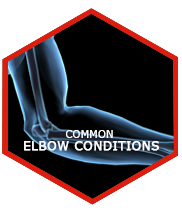 COMMON ELBOW CONDITIONS