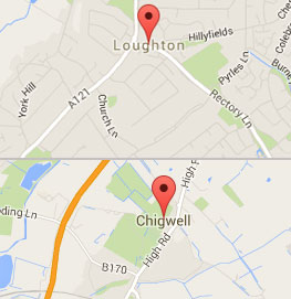 Loughton and Chigwell
