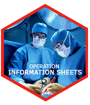 OPERATION INFORMATION SHEETS